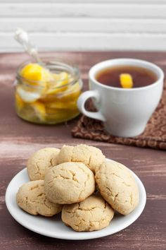 Sweet And Tart, These 5-Ingredient Lemon Cookies Are The Perfect Summer Dessert!