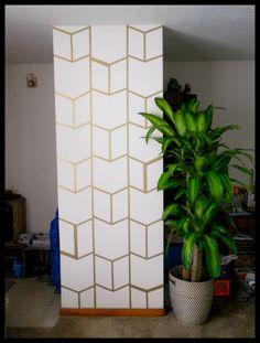 Washi Tape Wall