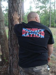 Redneck Nation T-shirt