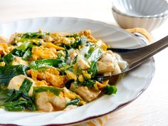 Kung Pao Chicken, Japanese Food, Tofu, Thai Red Curry, Food And Drink, Cooking Recipes, Ethnic Recipes, Healthy, Chef Recipes