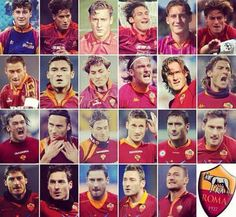 f49f4d45d55 23 years ago today Francesco Totti made his first-team debut for AS Roma  aged just And the rest is history.