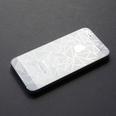 Shattered iPhone 5 Screenguard by BlissfulCASE