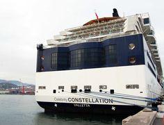 Captain Tasos Kafetzis Aboard Celebrity Constellation