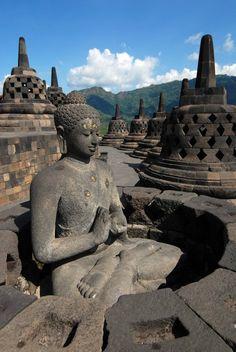 Borobudur, Magelang - Indonesia