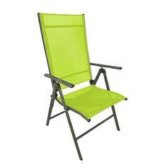 Záhradný nábytok - záhradné stoly a stoličky. V ponuke má produkty ako záhradná lavička, stôl, lehátko a ratanový, drevený nábytok na záhradu alebo terasu. Záhradné sedenie na balkóne alebo terase vyriešite z pohodlia domova. Outdoor Chairs, Outdoor Furniture, Outdoor Decor, Folding Chair, Lime, Home Decor, Limes, Decoration Home, Room Decor