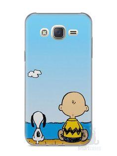 Capa Capinha Samsung J7 Snoopy #12