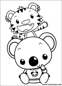 Kai Lan, Coloring Sheets, Coloring Pages For Kids, Coloring Books, Kauai, Baby Silhouette, 2nd Birthday Parties, Hd Wallpaper, Hello Kitty