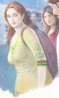 Tamil Hot Collections Tamil Hotsexy Painting Arts Of Wide Hip Girlswomens