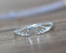 Angel wings are just cute.