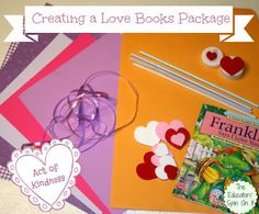 The Educators' Spin On It: Kindness Challenge: Create a Love Books Package