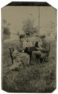 A game of cards