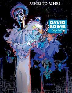 David Bowie by Jason Pearson *: