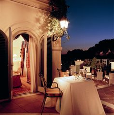 Hotel Splendide Royal - Rome saw website and video this hotel is gorgeous an classy