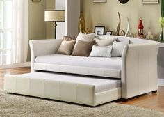 The Baseball Sching Throughout Frame Enhances Visual Eal Of Bed It Includes Pull Out Trundle Perfect For