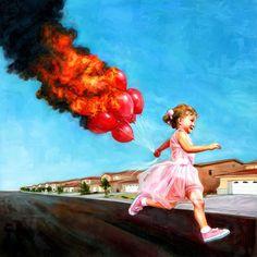 """Ignite"" by Robert Carter on #INPRNT - #illustration #print #poster #art"