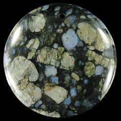 Llanite, a rock only found in Llano region of Texas.