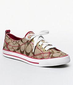 Love COACH shoes!