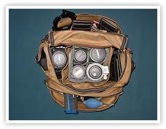 Filson Camera bag...