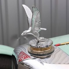Alvis Firefly SB #forsale #alvis #firefly #prewarcar #racing #racingcars #racingcar #classiccars #classiccar #vintagecar #carporn #carstagram #britishcars #classictrader #drivenbydesire #potd #pictureoftheday #hoodornament