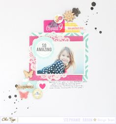 ** Chic Tags- delightful paper tag **: Creating Embellishment Clusters