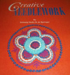 #Crochet in #Vintage 1969 Needlework Book