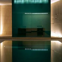 Bulgari Hotel Milan, Spa by Antonio Citterio _