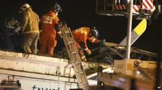 Police helicopter crash: 'Multiple injuries' at The Clutha pub in Glasgow : bbc - 29 November 2013