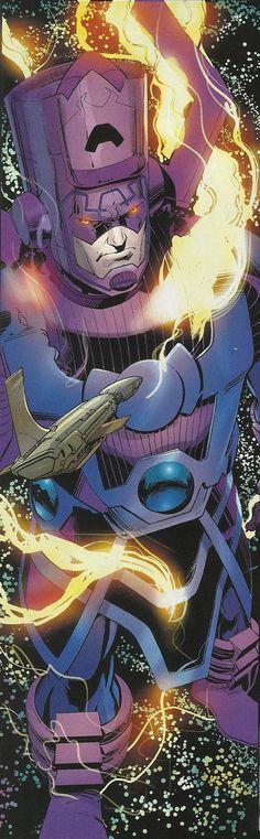Galactus - Fantastic Four #602
