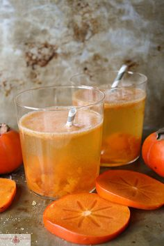 Persimmon Crush by Heather Christo, via Flickr