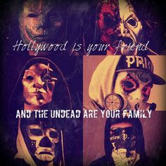 Hollywood Undead : Photo