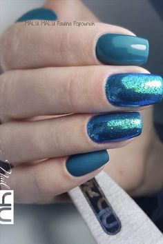 Seven inspirational blue nail art collections the stylish girl you must try - Abby FASHION STYLE Cute Nail Art Designs, Short Nail Designs, Shining Star, Girl Blog, Blue Nails, Light Art, Short Nails, Stylish Girl, Manicure