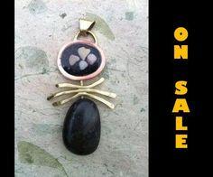 Now on sale!!!!  Kundalini Pendant 4 by VanWoman on Etsy, $125.00