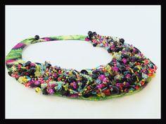 modelo Sherezade Friendship Bracelets, Crochet Necklace, Jewelry, Fashion, Templates, Accessories, Moda, Jewlery, Jewerly
