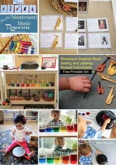 You can't have a preschool classroom without music! But if you're a tone deaf preschool teacher like I am, putting together a music curriculum can be a daunting task. These are some of my go-to resources for music in my classroom.