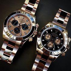 DAYTONA Ref 116505 : pinkblack ? | http://ift.tt/2cBdL3X shares Rolex Watches collection #Get #men #rolex #watches #fashion
