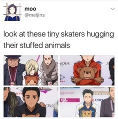 Cr: idk tell me if you know who • This is the cutest thing ever :'))) ESPECIALLY YURIO THE OREO >S  #Autos #Beauty #Books #Funny #Finance #Food #Games #Health #News #Pets #Sport #Soccer #Travel #FunnyGifs #Entertainment #Fashion #Quotes #Animals #Insurance #CarInsurance #Autoinsurancecompaniesquotes #Insurancequotesautoonline #Onlinequotesforautoinsurance #Bestautoinsurancequotes #Automotiveinsurancequote #Affordableautoinsurancequotes #Buyautoinsurance #Getautoinsurance #Automobilequotes…