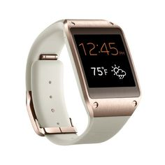 Samsung Galaxy Gear Smartwatch - Retail Packaging - Rose Gold - http://www.uzume.net/samsung-galaxy-gear-smartwatch-retail-packaging-rose-gold/