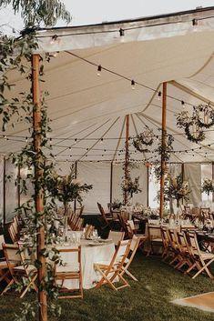 Garden wedding inspiration by wedoido // tags: wedding tables, wedding styling, wedding setting //