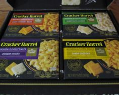 UPDATE 3 WINNERS (ends tomorrow), Giveaway + NEW Coupon: Cracker Barrel Macaroni & Cheese