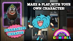 The Amazing world of Gumball has cool animation which mixes still photos with illustration.  Ben10 Ultimate Alien - Comic Creator
