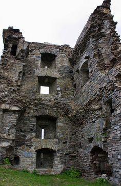 Carriganass Castle, Kealkill, Co. Cork, Ireland