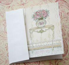 NEW Jennelise Rose Greeting Card