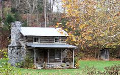 Old Cabin in West Virginia   Flickr - Photo Sharing!