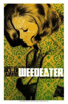 Weedeater  poster