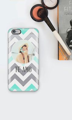 Customize your iPhone 6 case using favorite Instagram photos. Perfect holiday gift idea!