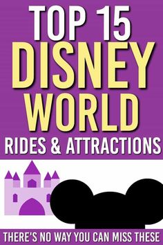 These are the best must see Disney World rides. We're talking top 10 Disney World rides for all of the parks. Make sure to get Fast Passes so you can save time. Disney World Secrets, Disney World Rides, Disney World Florida, Walt Disney World Vacations, Disney World Tips And Tricks, Disney Tips, Disney Food, Disney Travel, Dream Vacations