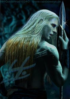 'Nuada' by goldenrod1034 on deviantART