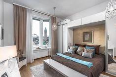 Sisustus  - Makuuhuone - Moderni Bedroom, Furniture, Home Decor, Decoration Home, Room Decor, Bedrooms, Home Furnishings, Home Interior Design, Dorm Room