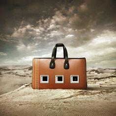 ARTFINDER: Housebag by Dariusz Klimczak - Montage on the basis my own photos.