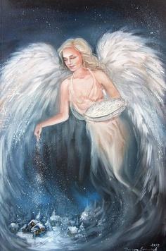 """winter angel"""